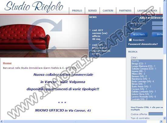 Immobiliare Riefolo Gianni