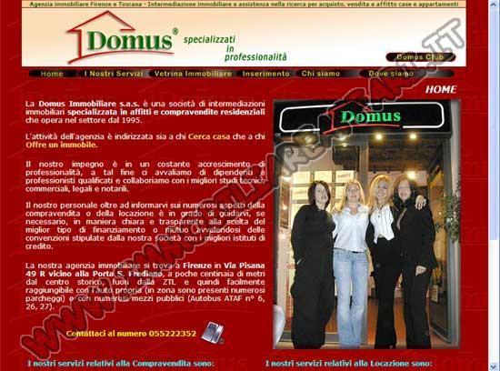 Domus Immobiliare S.a.s.