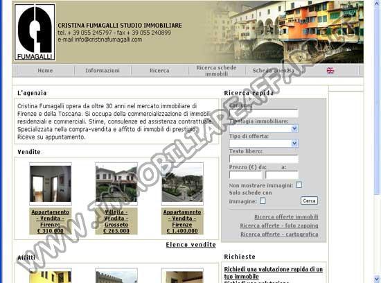 Cristina Fumagalli Studio Immobiliare
