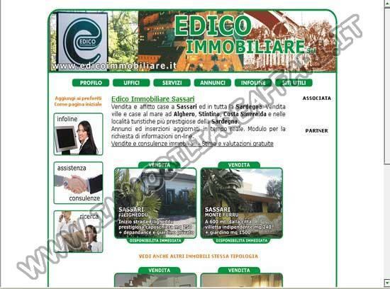 Immobiliare Edico